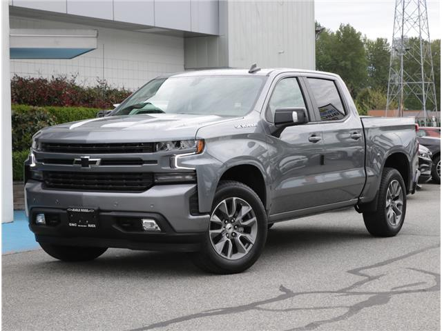 2021 Chevrolet Silverado 1500 RST (Stk: 19272A) in Coquitlam - Image 1 of 21