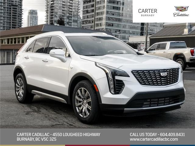 2021 Cadillac XT4 Premium Luxury (Stk: C1-78640) in Burnaby - Image 1 of 23