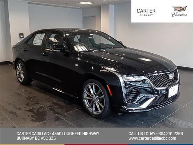 2021 Cadillac CT4 Sport (Stk: C1-52250) in Burnaby - Image 1 of 23