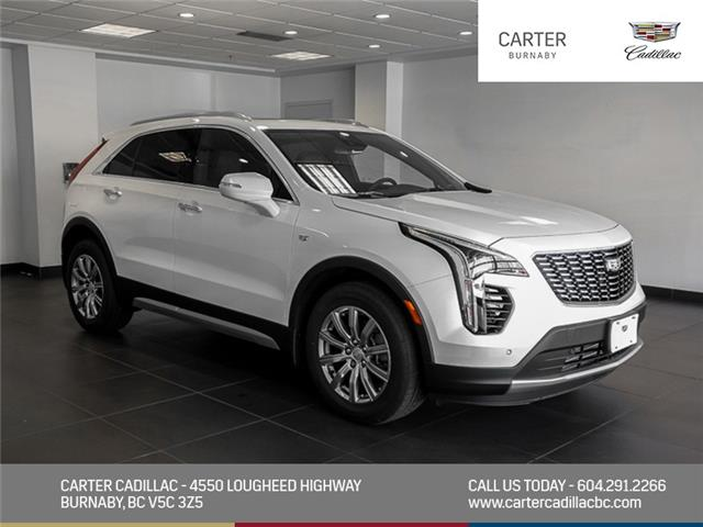 2021 Cadillac XT4 Premium Luxury (Stk: C1-9136T) in Burnaby - Image 1 of 24