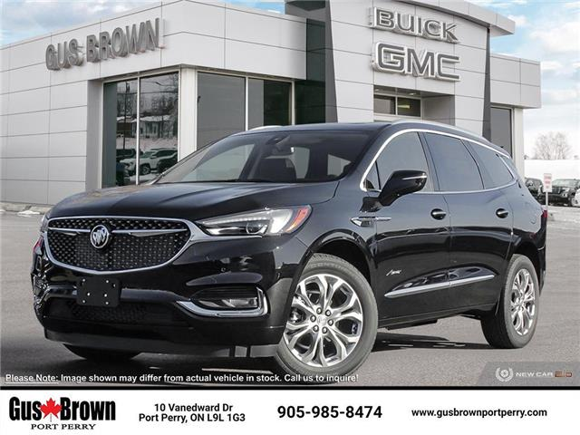 2021 Buick Enclave Avenir (Stk: J149403) in PORT PERRY - Image 1 of 23