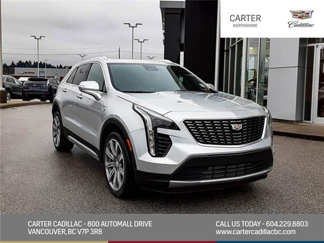 2021 Cadillac XT4 Premium Luxury (Stk: 1D84410) in North Vancouver - Image 1 of 24