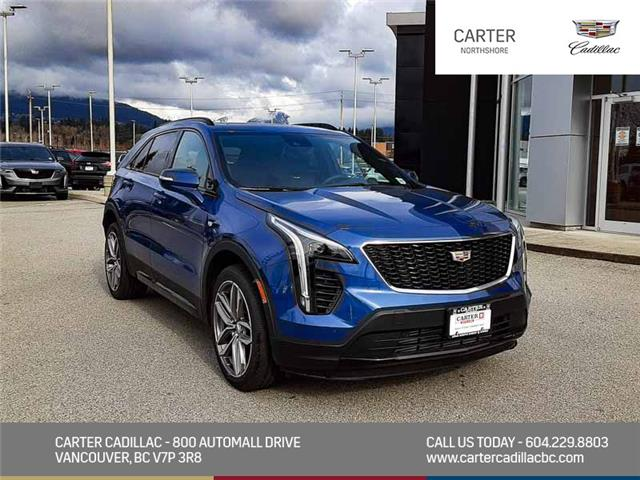 2021 Cadillac XT4 Sport (Stk: 1D72380) in North Vancouver - Image 1 of 24