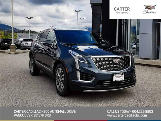 2021 Cadillac XT5 Premium Luxury (Stk: 1D5565T) in North Vancouver - Image 1 of 24