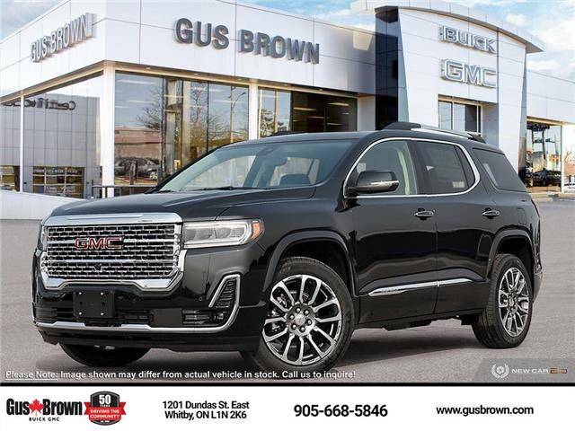 2021 GMC Acadia Denali (Stk: Z137483) in WHITBY - Image 1 of 22