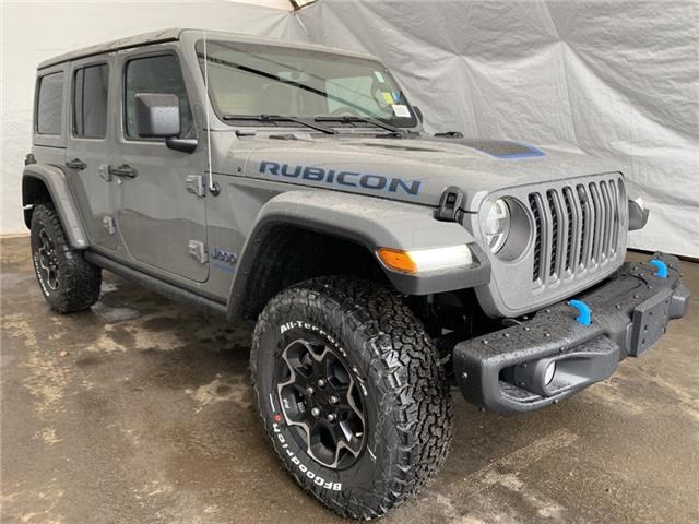 2021 Jeep Wrangler Unlimited 4xe Rubicon (Stk: 211355) in Thunder Bay - Image 1 of 15