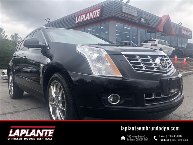 2014 Cadillac SRX Premium (Stk: 21140AA) in Embrun - Image 1 of 24