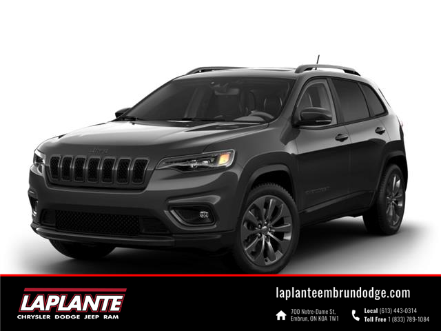 2021 Jeep Cherokee North (Stk: ) in Embrun - Image 1 of 1