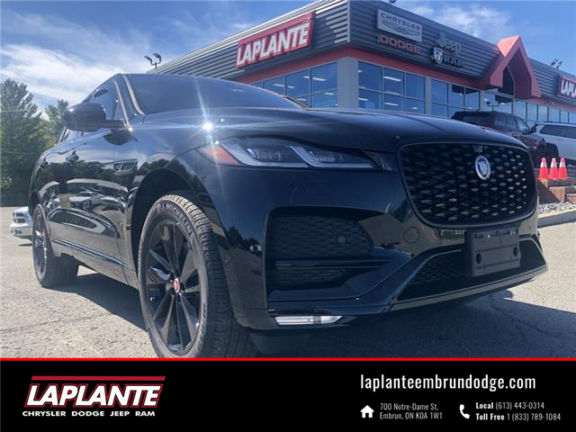 2021 Jaguar F-PACE P250 S (Stk: 21198A) in Embrun - Image 1 of 26