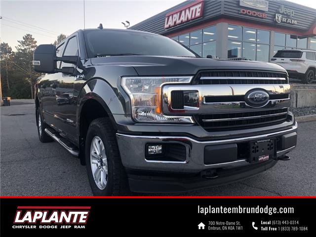 2019 Ford F-150 XLT (Stk: 21185A) in Embrun - Image 1 of 21