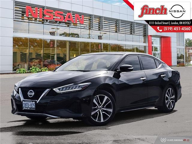 2020 Nissan Maxima SL (Stk: 5651) in London - Image 1 of 27