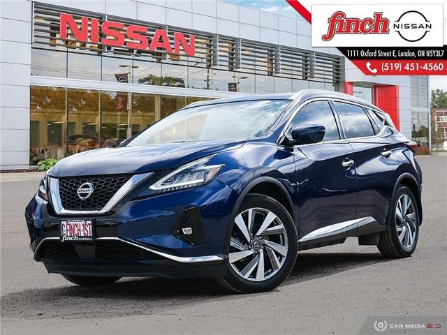 2019 Nissan Murano SL (Stk: 01620-L) in London - Image 1 of 27