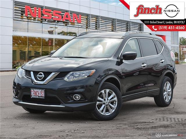 2016 Nissan Rogue SV (Stk: 16033-L) in London - Image 1 of 27
