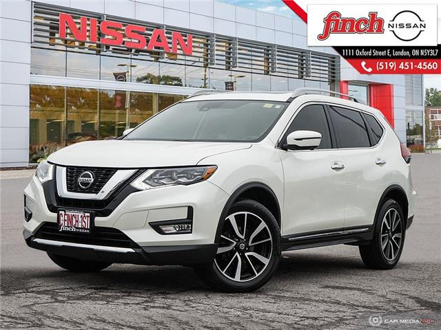 2018 Nissan Rogue SL (Stk: 16070-L) in London - Image 1 of 27