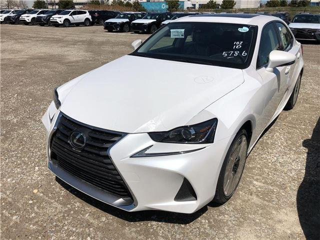 2018 Lexus IS 300 Base (Stk: 29722) in Brampton - Image 1 of 5