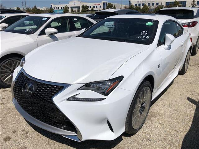 2018 Lexus RC 300 Base (Stk: 4215) in Brampton - Image 1 of 5
