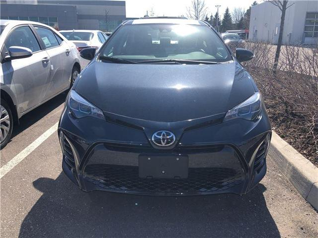 2018 Toyota Corolla SE (Stk: M180591) in Mississauga - Image 2 of 5
