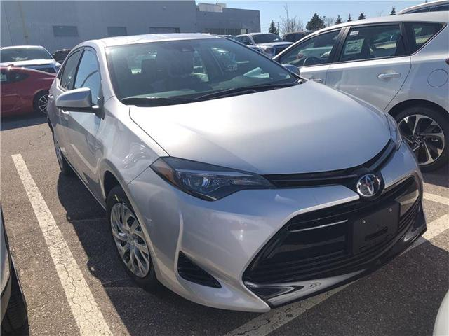 2018 Toyota Corolla LE (Stk: M180649) in Mississauga - Image 2 of 5