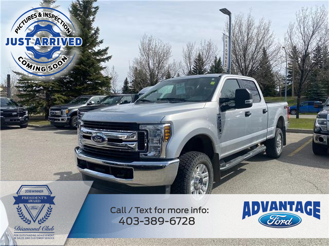 2019 Ford F-250 XLT (Stk: M-418A) in Calgary - Image 1 of 1