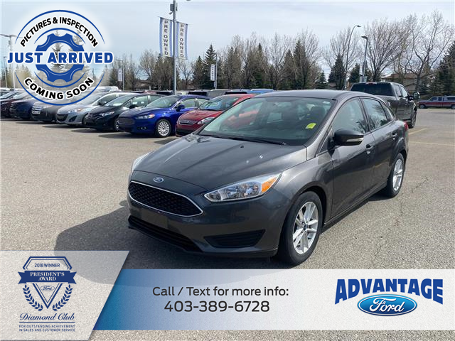 2015 Ford Focus SE (Stk: L-414A) in Calgary - Image 1 of 1