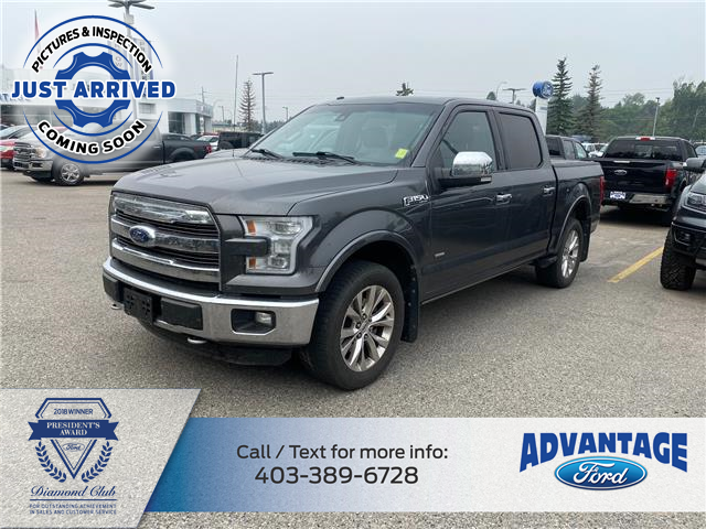 2016 Ford F-150 Lariat (Stk: M-1016A) in Calgary - Image 1 of 1