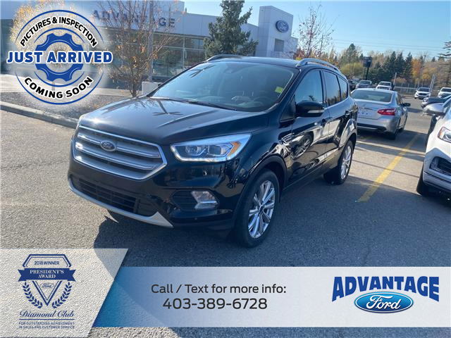 2017 Ford Escape Titanium (Stk: M-1058A) in Calgary - Image 1 of 1