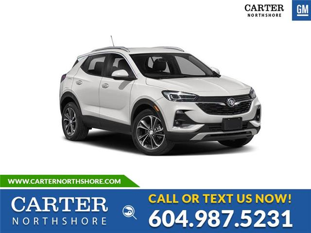 New 2021 Buick Encore GX Essence You Pay What We Pay! - North Vancouver - Carter GM North Shore
