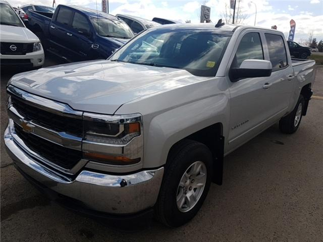 2017 Chevrolet Silverado 1500 1LT (Stk: 7198) in Okotoks - Image 8 of 18