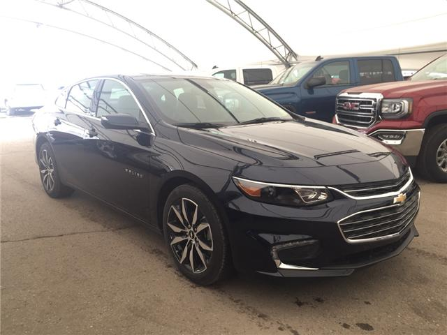 2018 Chevrolet Malibu LT (Stk: 163849) in AIRDRIE - Image 1 of 23