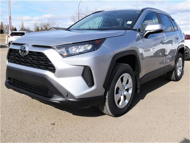 2021 Toyota RAV4 LE (Stk: RAM121) in Lloydminster - Image 1 of 17
