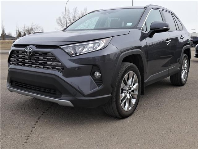2019 Toyota RAV4 Limited (Stk: VHM104A) in Lloydminster - Image 1 of 18