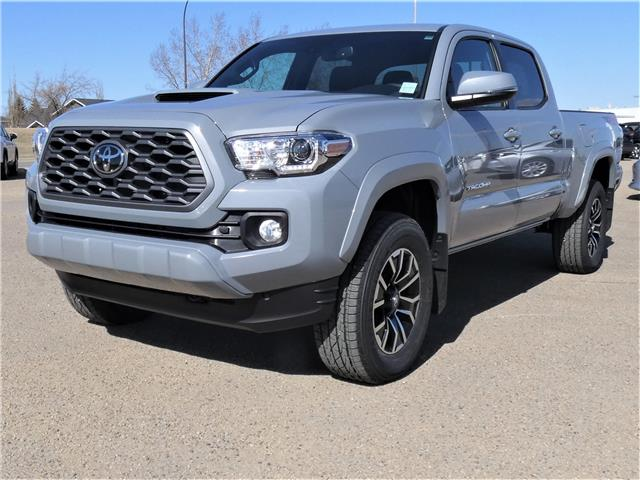 2021 Toyota Tacoma Base (Stk: TAM137) in Lloydminster - Image 1 of 20