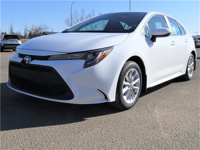 2021 Toyota Corolla LE (Stk: COM144) in Lloydminster - Image 1 of 11