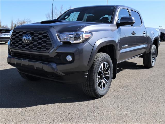 2021 Toyota Tacoma Base (Stk: TAM150) in Lloydminster - Image 1 of 2