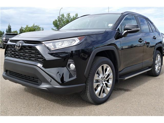 2021 Toyota RAV4 XLE (Stk: RAM147) in Lloydminster - Image 1 of 17