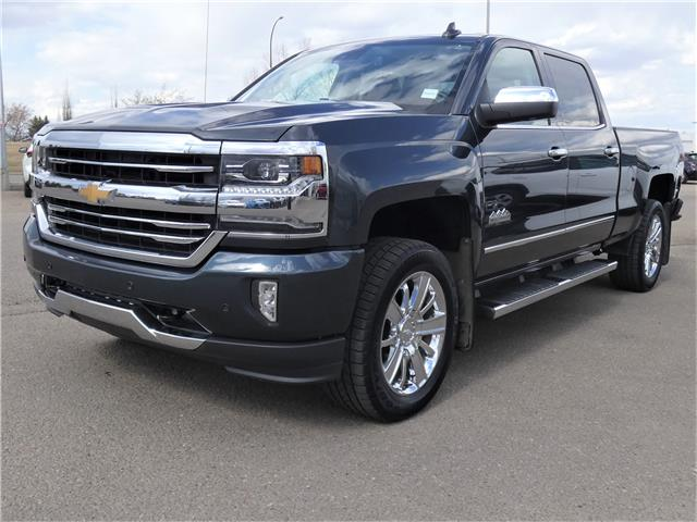 2017 Chevrolet Silverado 1500 High Country (Stk: TAM139A) in Lloydminster - Image 1 of 4