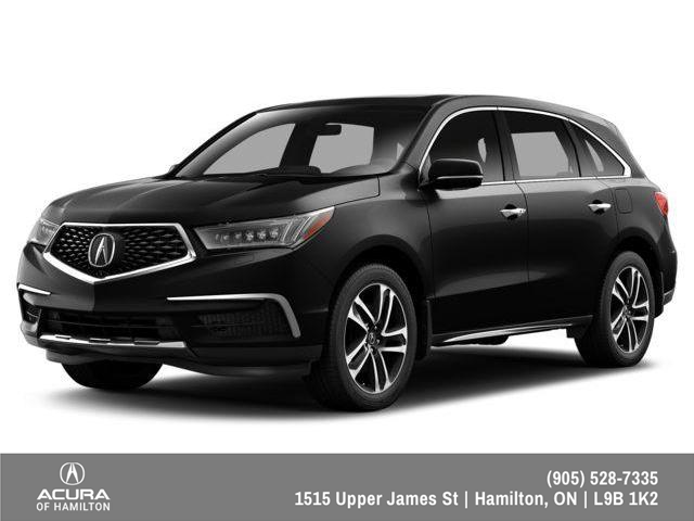 2018 Acura MDX Navigation Package (Stk: 18-0312) in Hamilton - Image 1 of 1
