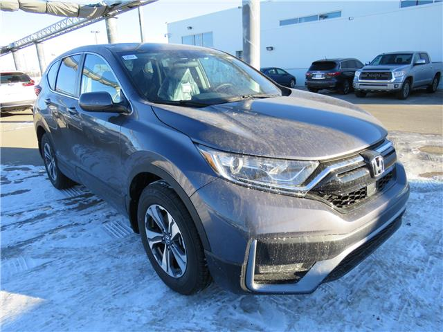 2021 Honda CR-V LX (Stk: 210113) in Airdrie - Image 1 of 8