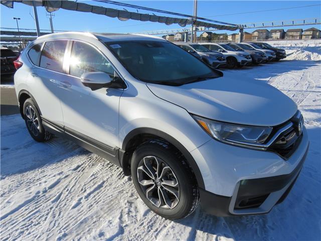 2021 Honda CR-V EX-L (Stk: 210045) in Airdrie - Image 1 of 8