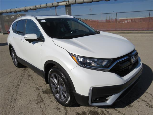 2021 Honda CR-V Sport (Stk: 210123) in Airdrie - Image 1 of 8