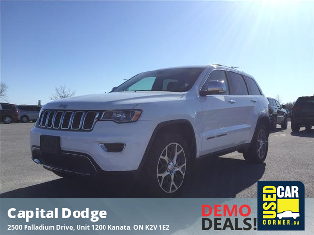 2020 Jeep Grand Cherokee Limited (Stk: L00676) in Kanata - Image 1 of 27