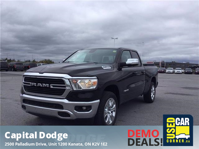2021 RAM 1500 Big Horn (Stk: M00025) in Kanata - Image 1 of 24