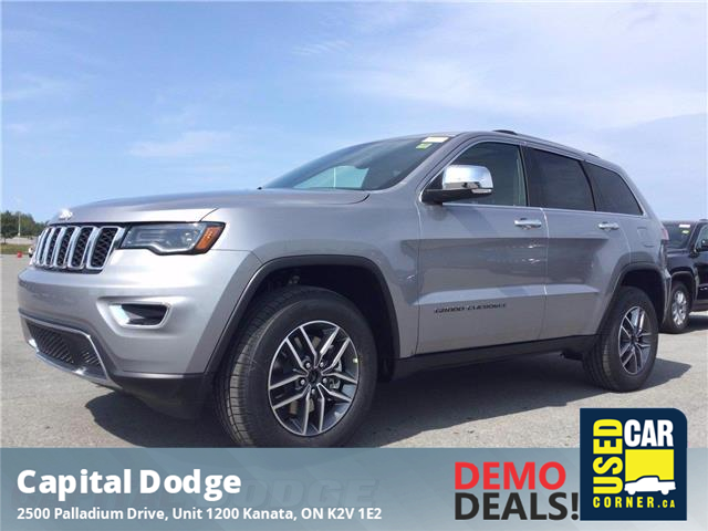 2021 Jeep Grand Cherokee Limited (Stk: M00604) in Kanata - Image 1 of 28