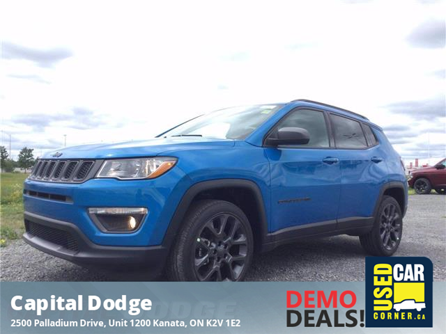 2021 Jeep Compass North (Stk: M00459) in Kanata - Image 1 of 27