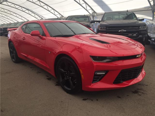 2018 Chevrolet Camaro 1SS (Stk: 162854) in AIRDRIE - Image 1 of 19