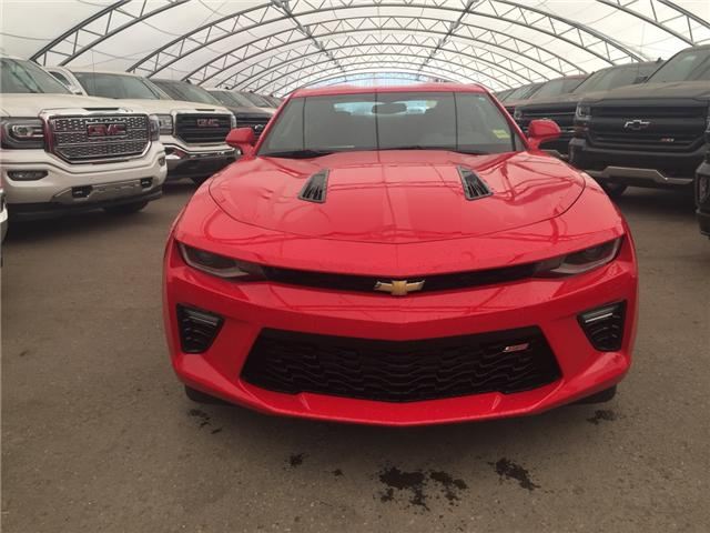2018 Chevrolet Camaro 1SS (Stk: 162854) in AIRDRIE - Image 2 of 19