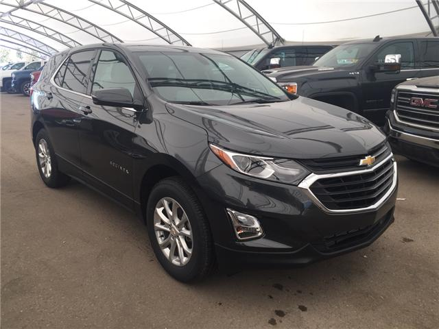2018 Chevrolet Equinox 1LT (Stk: 163945) in AIRDRIE - Image 1 of 22