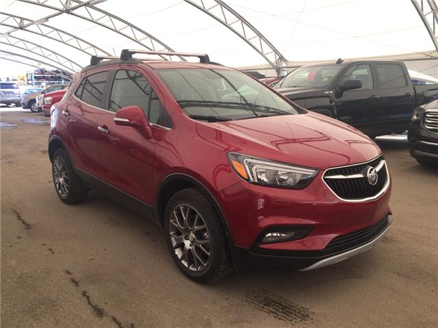 2018 Buick Encore Sport Touring (Stk: 163768) in AIRDRIE - Image 1 of 19