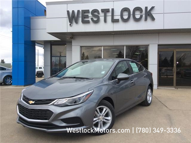 2018 Chevrolet Cruze LT Auto (Stk: 18C14) in Westlock - Image 1 of 22