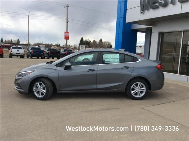 2018 Chevrolet Cruze LT Auto (Stk: 18C14) in Westlock - Image 2 of 22